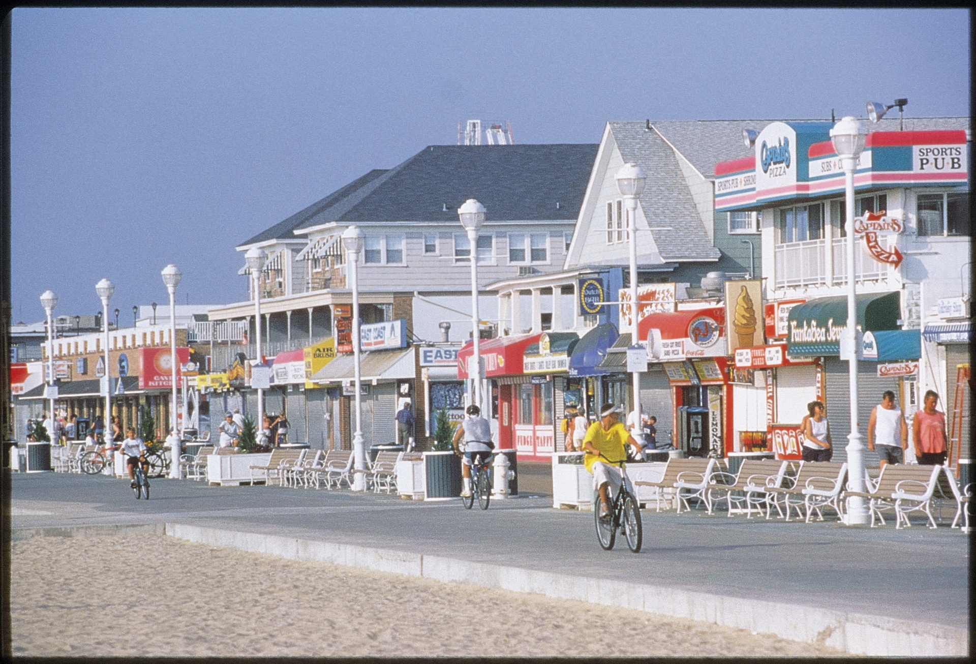 ocean city boardwalk delaware