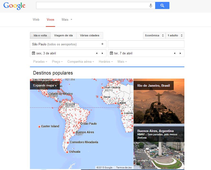 Dicas para comprar passagem aérea: Conheça o Google Flights (1/6)