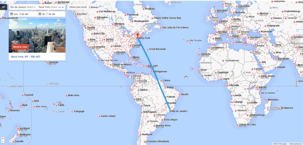 Dicas para comprar passagem aérea: Conheça o Google Flights (3/6)