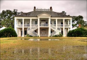 Locações na Luisiana