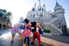 PARQUES WALT DISNEY WORLD