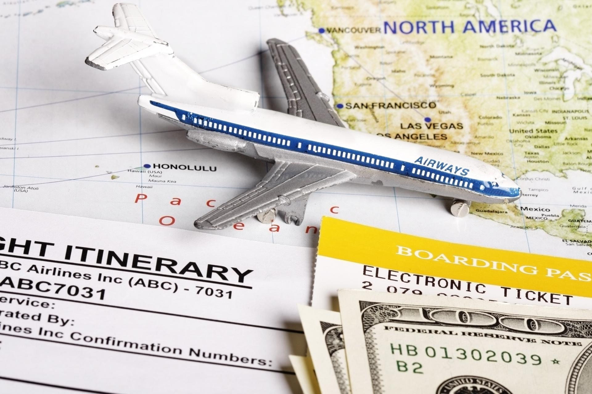 Passagens aereas com milhas