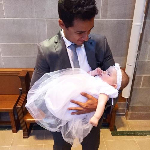 Batismo Estados undios