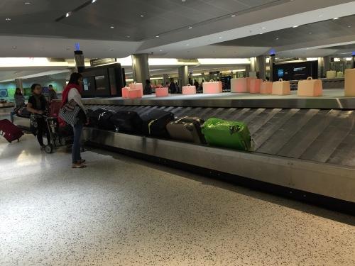 Pegue as malas após a migraçāo