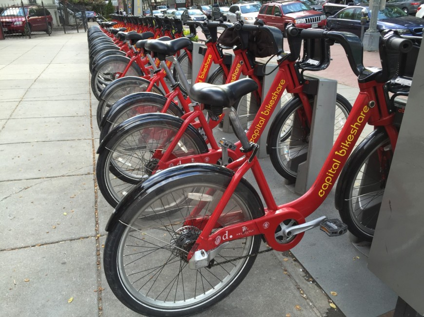 Bike Share nos Estados Unidos
