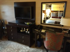 Quarto do Hamilton Crowne Plaza®
