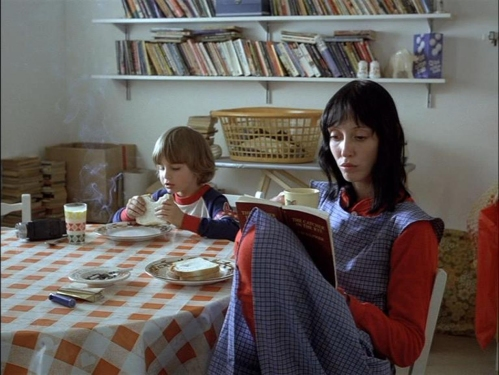 Shelley Duvall é Wendy Torrance