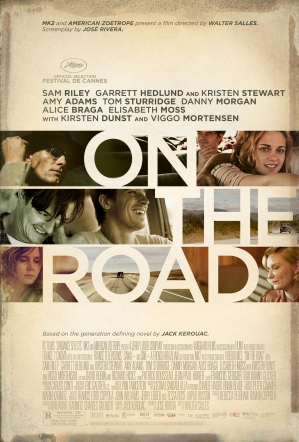 On the Road, 2012