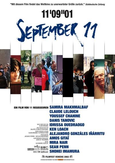11 de setembro poster