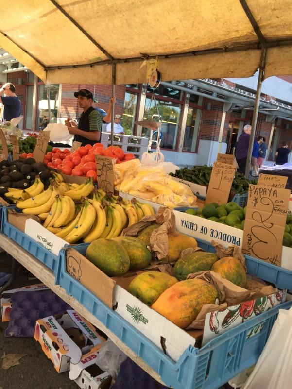 Haymarket fresh market