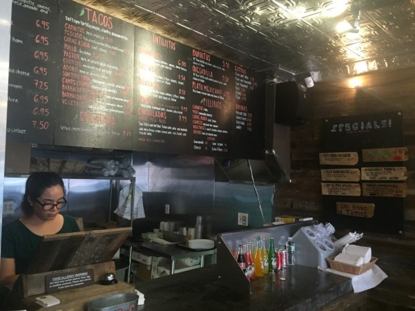comida mexicana em boston